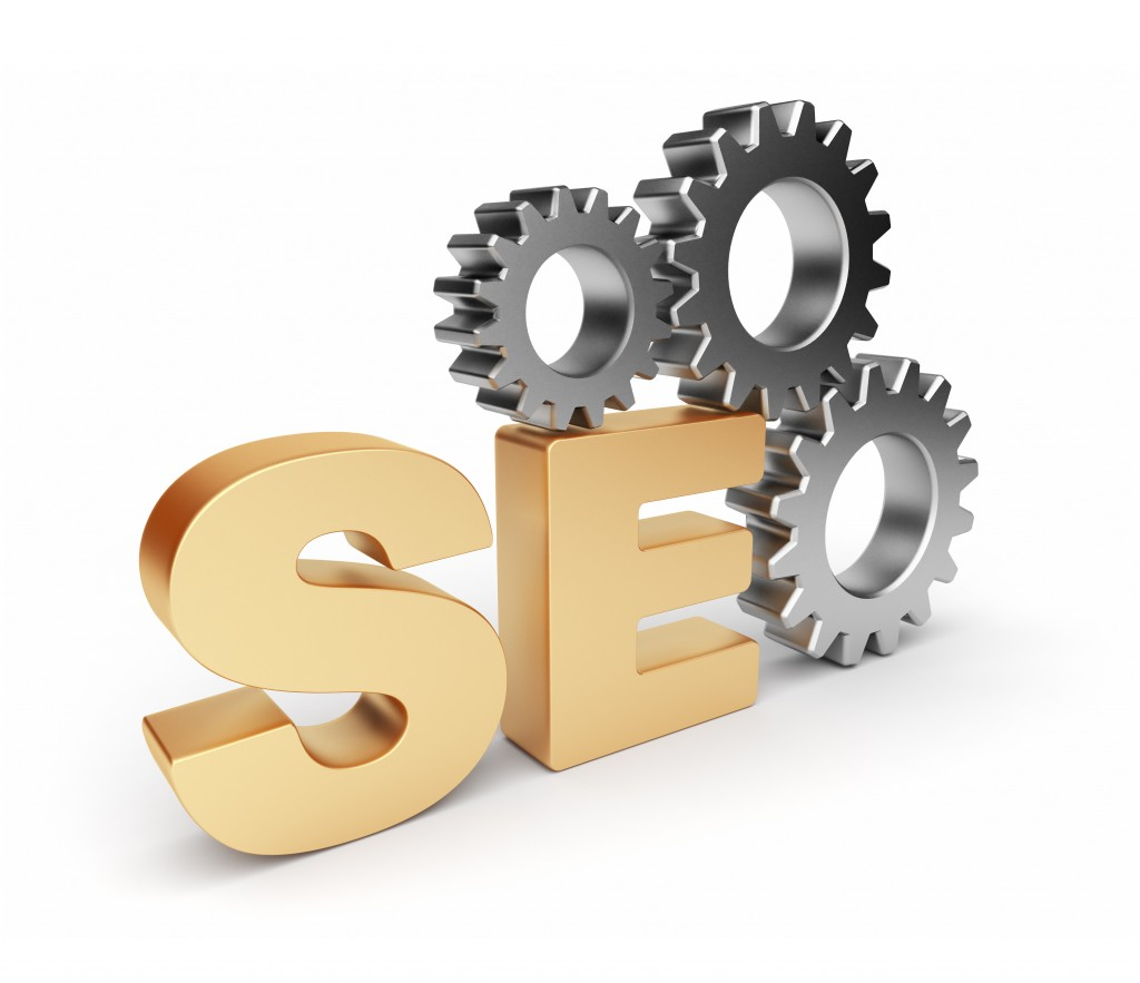 a picture of SEO optimization. 3D illustration. Isolated