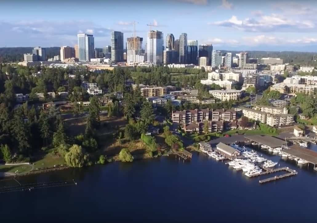 a picture of Bellevue Wa
